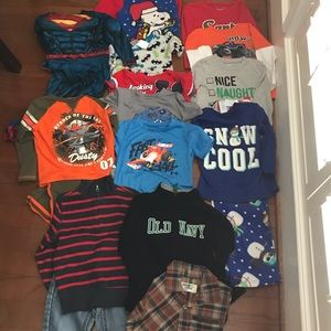 Boys 3T Winter Bundle